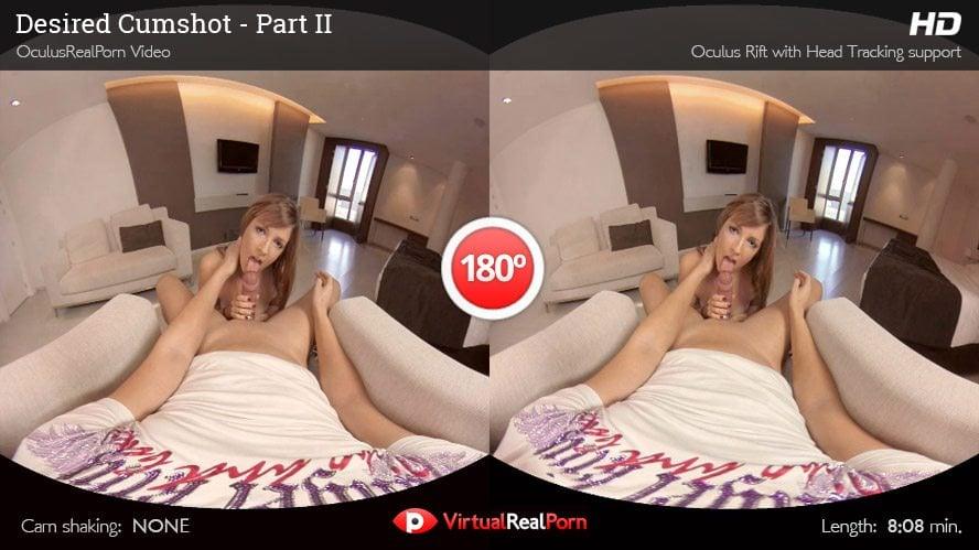E2 96 B7 Desired Cumshot Ii Full 180o Blowjob Update Virtualrealporn Com