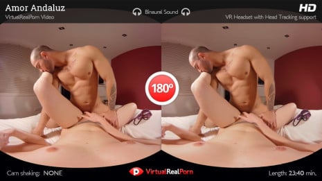Amor Andaluz VR Porn video.