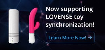 Now supporting LOVENSE toy synchronization!