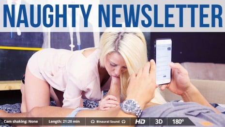 Naughty Newsletter