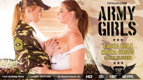 Army girls