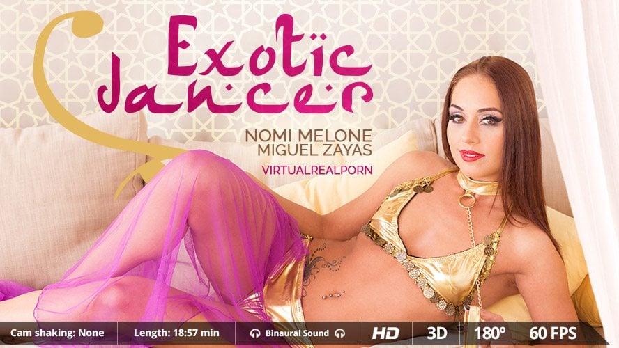 Nomi Melone VR Porn