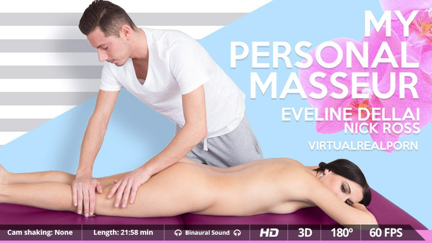 massage vr porn