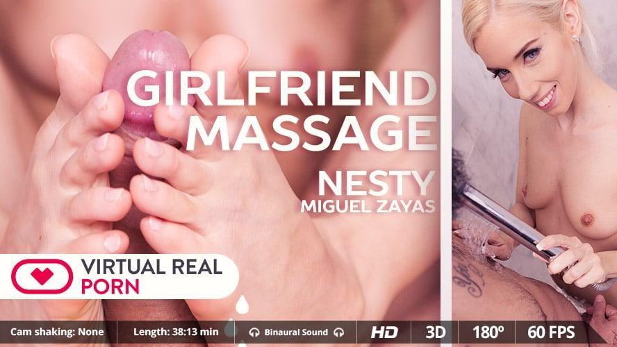 Sex Porn Photo Girlfriend massage