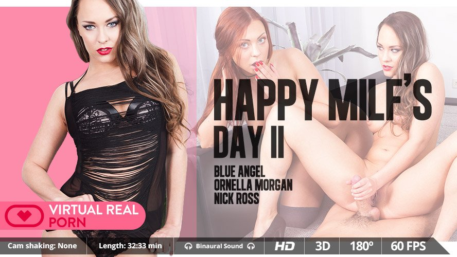 Sex Porn Photo Happy MILF's day II