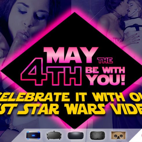 Sex Porn Photo May the 4th