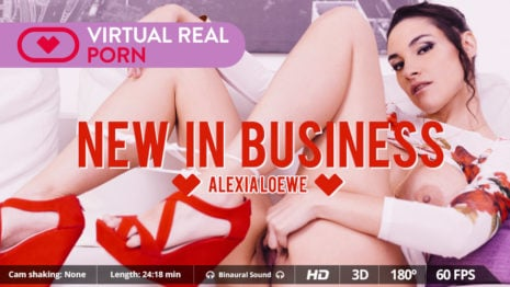 New in business VR Porn video.