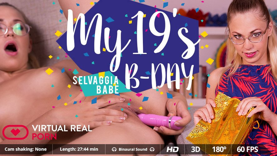 Selvaggia Babe in My 19's B-Day