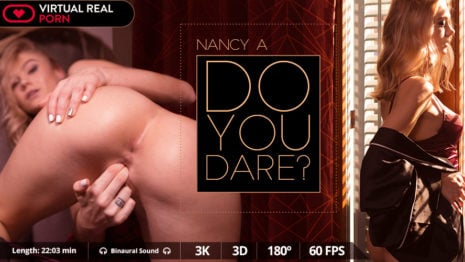 Do you dare? VR Porn video.