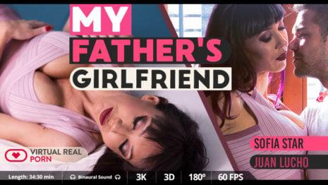 My father's girlfriend
