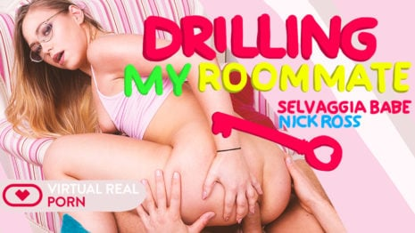 Drilling my roommate