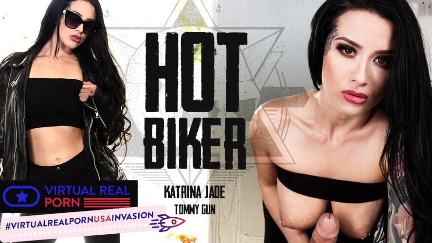Sex VR Porn Photo Hot Biker