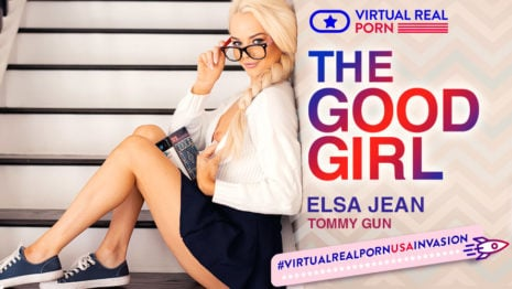 The good girl VR Porn video.