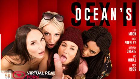 Ocean's Sex II