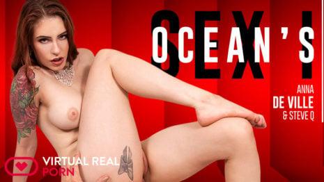 Ocean's Sex I VR Porn video.