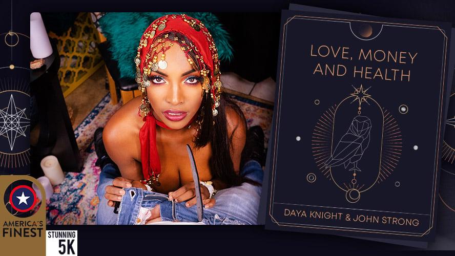 Ebony Girl Loves Anal - â–· Ebony VR anal interracial sex with Daya Knight ...