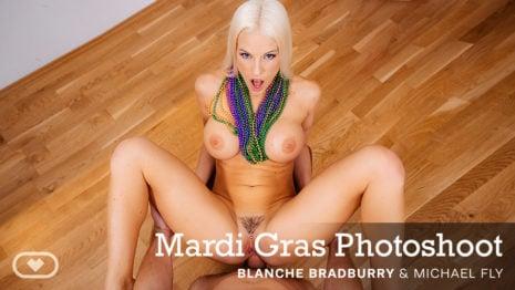 Mardi Gras Photoshoot